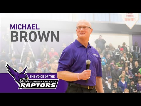 Thank You, Michael Brown!