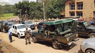 How Gen Katumba Wamala's bodyguard saved him-Oulanyah to MPs who demand that attackers be arrested.