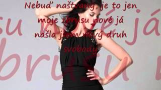 Alicia Keys - Brand New Me - český překlad