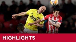 Highlights PSV - AZ | Eredivisie