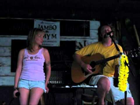 """Living Like a Pirate"" by Jambo Joe Bones & Amy M, Live at Floyd's Bar, 2011"