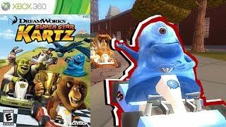 Going beast mode on Dreamworks Super Star Kartz (Donkey Gameplay)