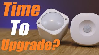 SmartThings Motion Sensor Vs The Aeotec Multisensor 6 - How One Improved My Automation