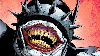 Бэтмен прощай! Бэтмен, который смеется обманул Темного Рыцаря. #7 DC COMICS.
