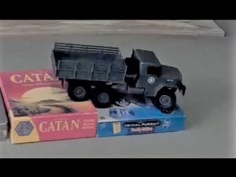 WPL B16 1/16 2.4G 6WD Military Truck Crawler from Banggood