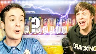 A NEW ICON JOINS THE SQUAD - FIFA 18 ULTIMATE TEAM PACK OPENING