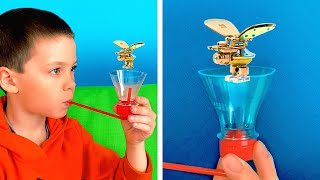 20+ HOMEMADE TOYS YOU CAN ENJOY WITH