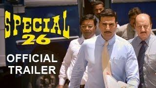 Akshay Kumar, Kajal Aggarwal, Anupam Kher - Special 26 Trailer.