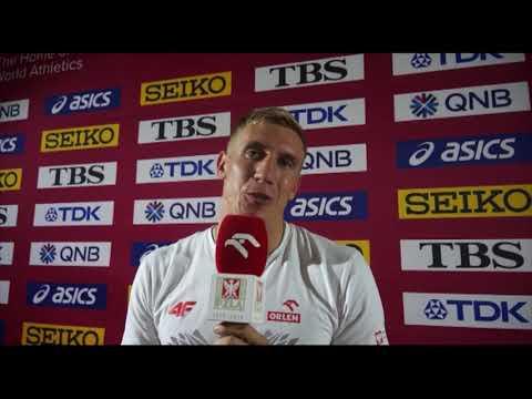 MŚ Doha 2019: Piotr Lisek z brązowym medalem