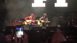 Kiss The Breeze - Sticky Fingers - Chile 2019