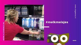 de melkmeisjes van Melk