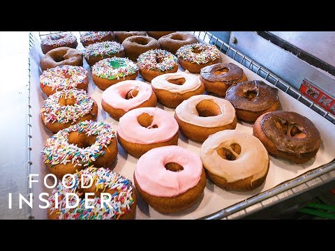 The Most Famous Doughnut Shop in Vancouver
