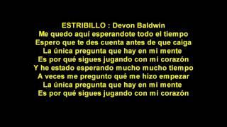 G-Eazy ft Devon Baldwin - Acting Up español
