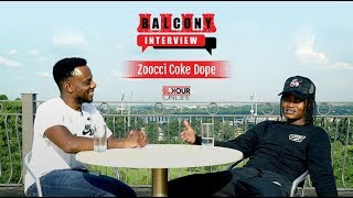 Zoocci Coke Dope Talks About 'Die Dope' (EP), 'Matwetwe', & More On The Balcony Interview