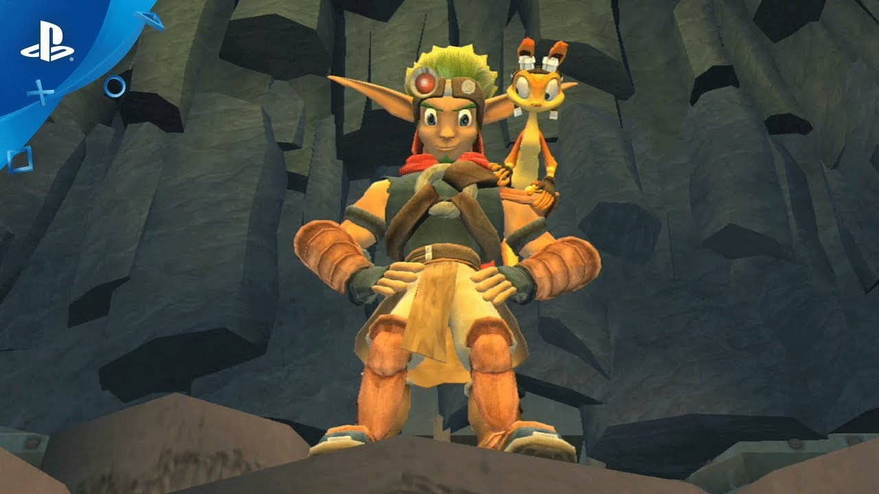 Jak and Daxter PS2 Classics Available for Download on PS4 December 6
