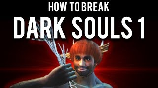 Gambar cover How to be OP and break Dark Souls Remastered