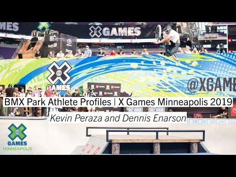 BMX Park Athlete Profiles | X Games Minneapolis 2019