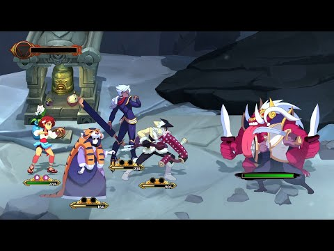 Indivisible - Release Date Announce Trailer (ESRB)