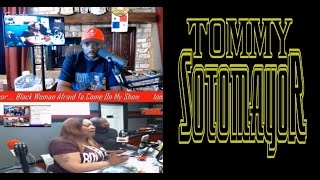 Tommy Sotomayor Goes Head To Head With Deb Antney, Waka Flaka