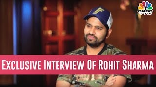 An Exclusive Interview With Rohit Sharma| March 24, 2019