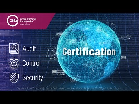 ISACA Official CISA Online Review Course - YouTube