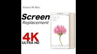 Xiaomi Mi Max Screen Replacement