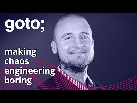 Image thumbnail for talk Making Chaos Engineering Boring: Debunking Myths Hampering Adoption
