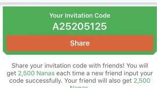 مشاهدة وتحميل فيديو Appnana Hack magic invitation code get 6Lakh