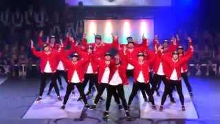 STREETSTAR DANCE SCHOOL CHALLENGE 2015 - TRAILER