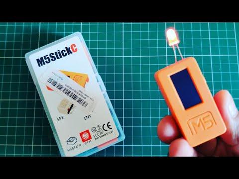 m5Stick-C development Kit by M5stack
