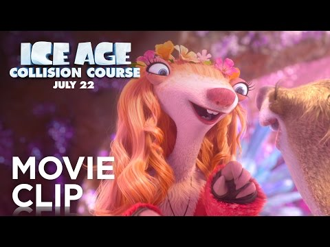 Ice Age: Collision Course (Clip 'Brooke')