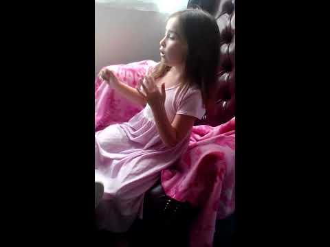 Thai little girl