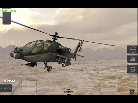 Helicopter game ( Air Cavalry )
