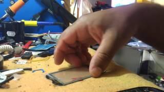 Unboxing e montagem do LG E300
