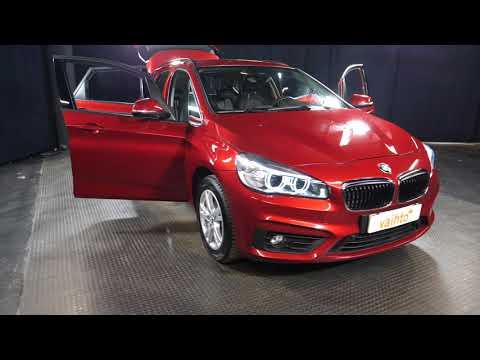 BMW 2-SARJA 214d Active Tourer Business, Tila-auto, Manuaali, Diesel, GLS-154