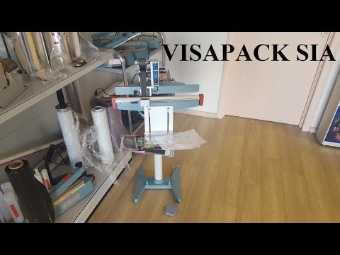 Pedal automatic impulse sealer