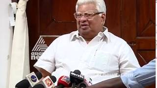 PP Thankachan flays Pinarayi Vijayan for not visiting Sreejith