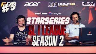 Лучшие моменты CS GO SL i-League StarSeries S2   Part 3