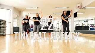 22   TINI Feat. Greeicy   Zumba   Flow Dance Fitness
