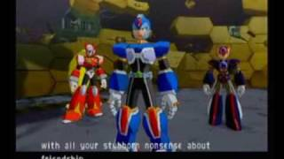 Megaman X Anime Movie Part 23