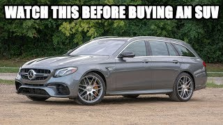 5 REASONS WHY WAGONS ARE BETTER THAN SUV'S