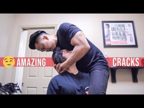AMAZING FIRST CRACKS 😮 // ASMR Chiropractic Adjustments & Neck Crack Compilation // Dr Alex Tubio
