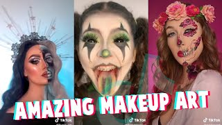 Really Amazing Makeup Art On TikTok