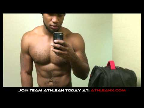 Rayshad Withrow – Gets Absolutely Jacked!! (BEASTMODE)