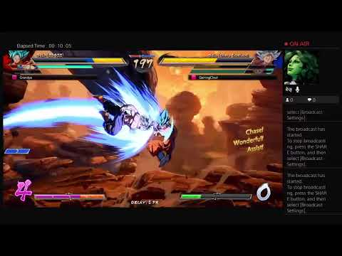 Im back Youtube Dbfz matches
