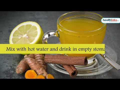 6 Homemade morning drinks to reduce your weight | Healthfolks