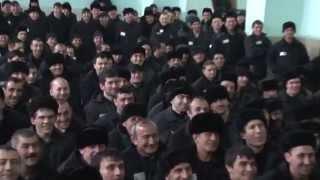 Юсуп Омаров в тюрьме