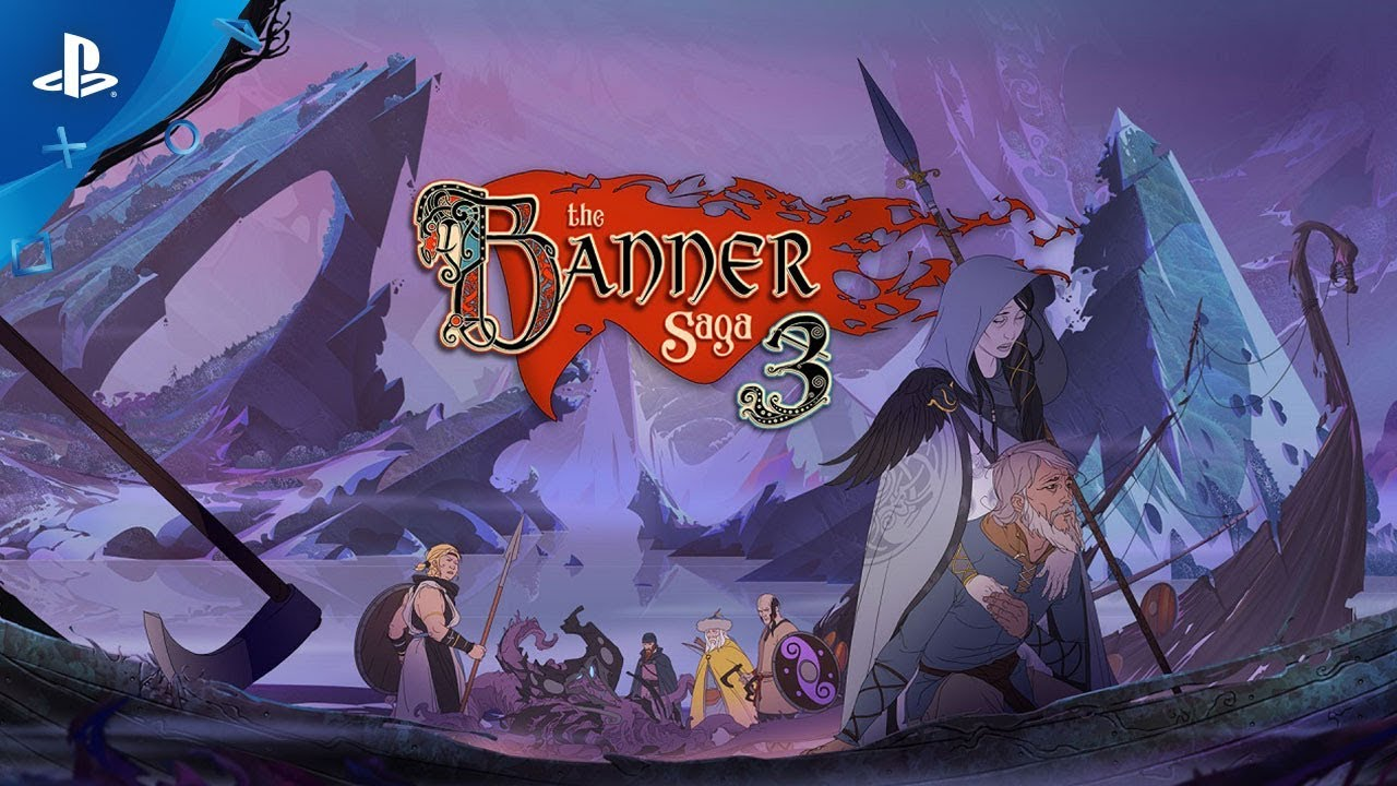 Stoic's Viking RPG Trilogy Ends in Banner Saga 3, Out Today for PS4