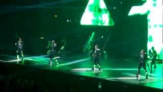 JLS-4th Dimension Tour-Nottingham Capital FM Arena 18.04.12-'3D'
