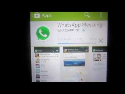 Video [ Tips ] Registrasi dan Verifikasi Whatsapp di Nokia XL